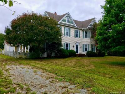 White Stone Single Family Home For Sale: 296 Beach Road