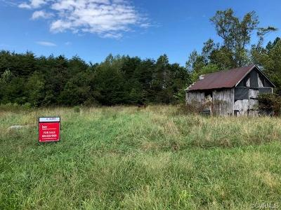 Powhatan Residential Lots & Land For Sale: 2701 Camp Cruise Rd Ballsville Road