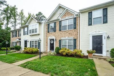 Henrico Condo/Townhouse For Sale: 404 Kingsridge Road #404