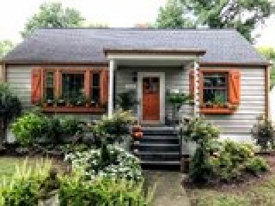 Richmond Single Family Home For Sale: 4019 Crutchfield Street