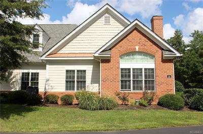 Chesterfield County Condo/Townhouse For Sale: 449 Dunlin Court