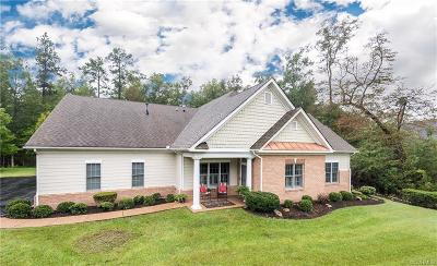 Midlothian Single Family Home For Sale: 14444 Tanager Wood Trail