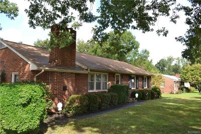 Chesterfield County Single Family Home For Sale: 5620 Catterick Road