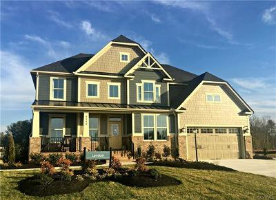 Hanover County Single Family Home For Sale: 9099 Garrison Manor Drive