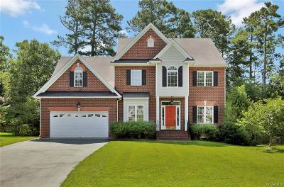 Henrico Single Family Home For Sale: 2505 Dunham Road