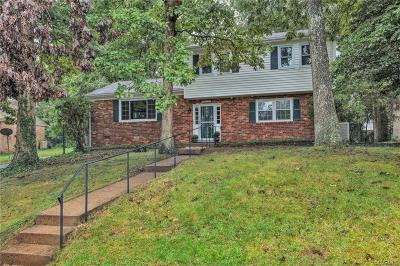 Chesterfield County Single Family Home For Sale: 10825 Olympic Road