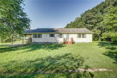 Powhatan County Single Family Home For Sale: 3573 Jefferson Landing Road