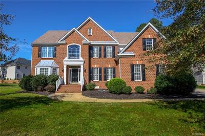 Glen Allen Single Family Home For Sale: 12208 Bayswater Court