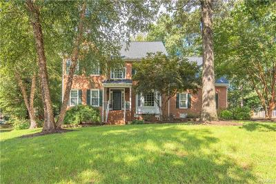 Henrico Single Family Home For Sale: 12208 Ivyglen Court