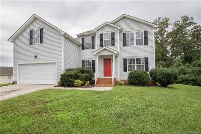 Chesterfield County Single Family Home For Sale: 13107 Abbeydale Drive