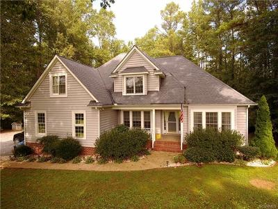 Hanover County Single Family Home For Sale: 17476 Parsons Ridge Road