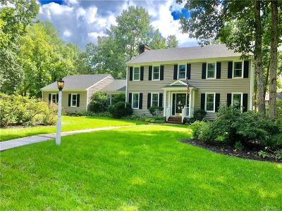 Henrico Single Family Home For Sale: 10701 Oakway Court