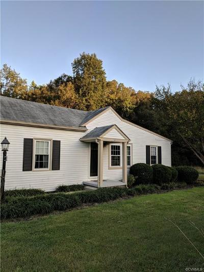 Single Family Home For Sale: 6891 Lost Country Lane