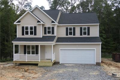 Chester Single Family Home For Sale: 15743 Chantry Drive