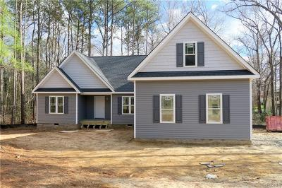 North Chesterfield VA Single Family Home For Sale: $286,900