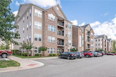 Midlothian Condo/Townhouse For Sale: 14010 Briars Circle #101