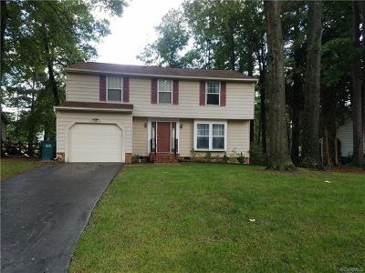 Glen Allen Single Family Home For Sale: 4707 Mill Park Circle