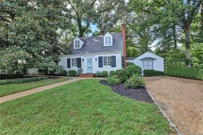 Henrico Single Family Home For Sale: 602 Silverspring Drive