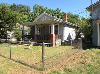 Richmond Single Family Home For Sale: 1314 Enfield Avenue