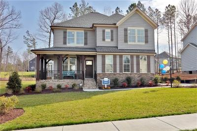 Chesterfield Single Family Home For Sale: 15613 Crowden Road