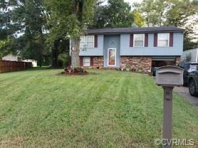 Henrico Single Family Home For Sale: 1203 McLean Court