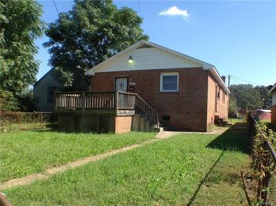 Richmond Single Family Home For Sale: 1802 Keswick Avenue