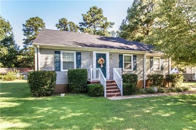 Single Family Home Sold: 24912 River Road