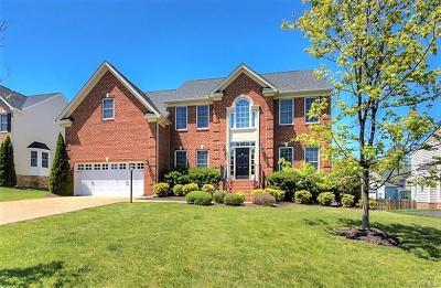 Glen Allen Single Family Home For Sale: 5824 Ketterley Row