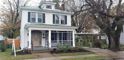 Colonial Heights Single Family Home For Sale: 805 Lafayette Avenue