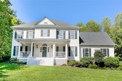 Goochland Single Family Home For Sale: 1226 Hawkwell Drive
