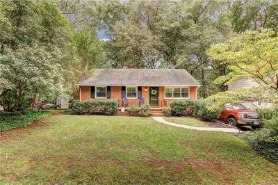 Richmond Single Family Home For Sale: 1770 Leicester Road