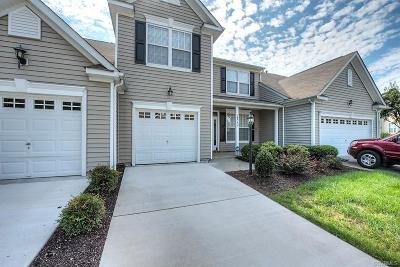 Midlothian Condo/Townhouse For Sale: 14915 Watermill Lake Trail