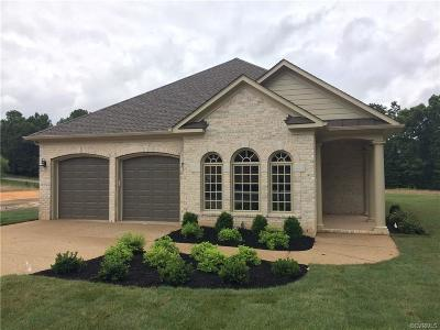 Goochland County Single Family Home For Sale: 313 Piping Rock Road