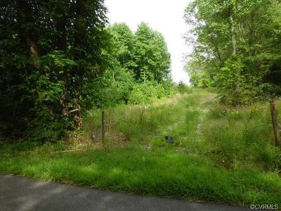 Powhatan Residential Lots & Land For Sale: 00 Clement Town Road