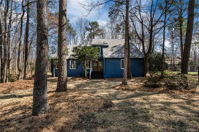 Henrico Single Family Home For Sale: 1813 Timbermead Court
