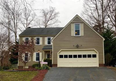 Henrico Single Family Home For Sale: 13021 Densmore Court