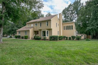 Henrico Single Family Home For Sale: 1775 Altman Road