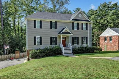 Henrico Single Family Home For Sale: 502 Ridgeley Lane