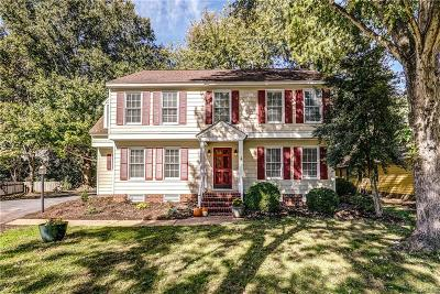 Henrico Single Family Home For Sale: 13108 Chancery Place