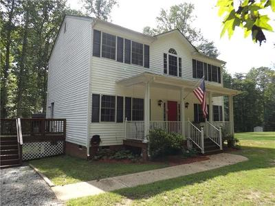 Goochland Single Family Home For Sale: 5287 Chimney Springs Drive