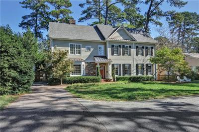 Henrico Single Family Home For Sale: 215 Sunset Drive