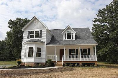 Hanover County Single Family Home For Sale: 10301 New Britton Road