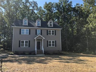 Henrico Single Family Home For Sale: 1615 Main Boulevard