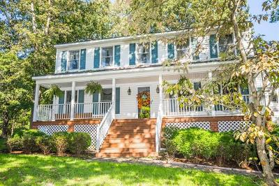 Mechanicsville Single Family Home For Sale: 6084 Perryville Drive