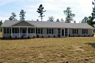 Charles City Single Family Home For Sale: 7621 Pineoak Grove