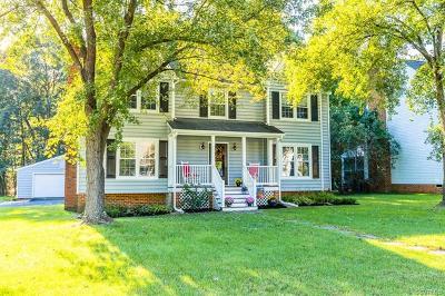 Glen Allen Single Family Home For Sale: 10207 Attems Way