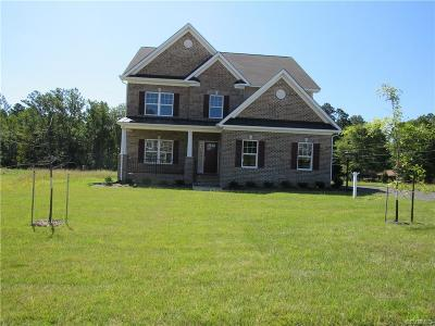 Henrico Single Family Home For Sale: 13624 Swanhollow Drive
