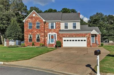 Henrico Single Family Home For Sale: 8400 Gatwick Terrace