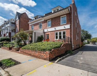 Richmond Single Family Home For Sale: 410 North Belmont Avenue