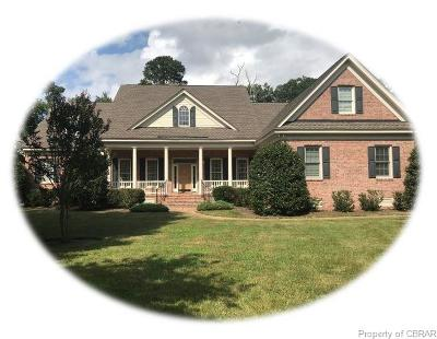 Williamsburg Single Family Home For Sale: 2085 Harpers